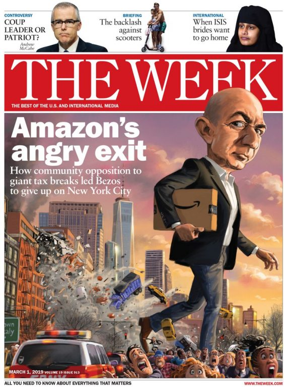 The Week USA – March 09, 2019