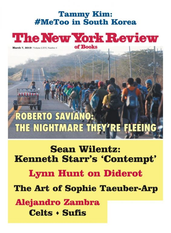 The New York Review Of Books – March 07, 2019