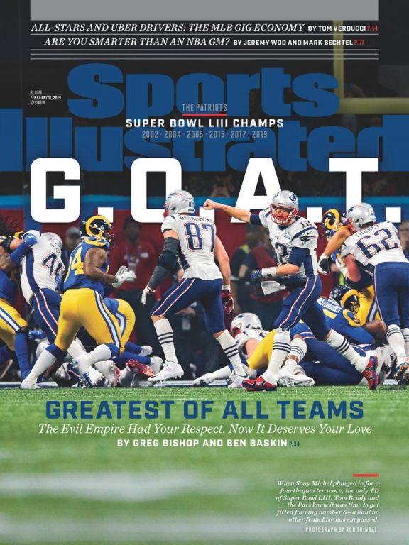 Sports Illustrated USA – February 11, 2019