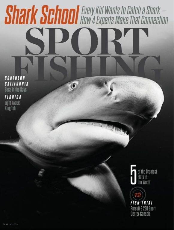 Sport Fishing USA – February-March 2019