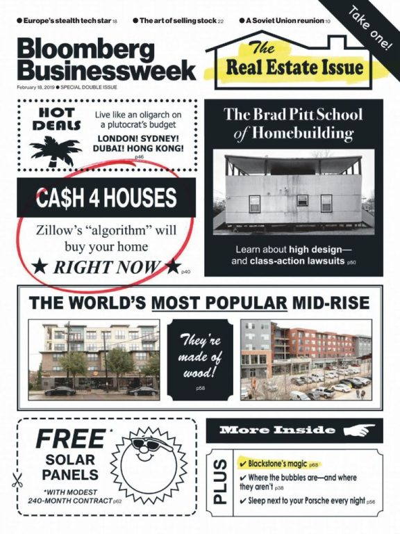 Bloomberg Businessweek USA – February 18, 2019