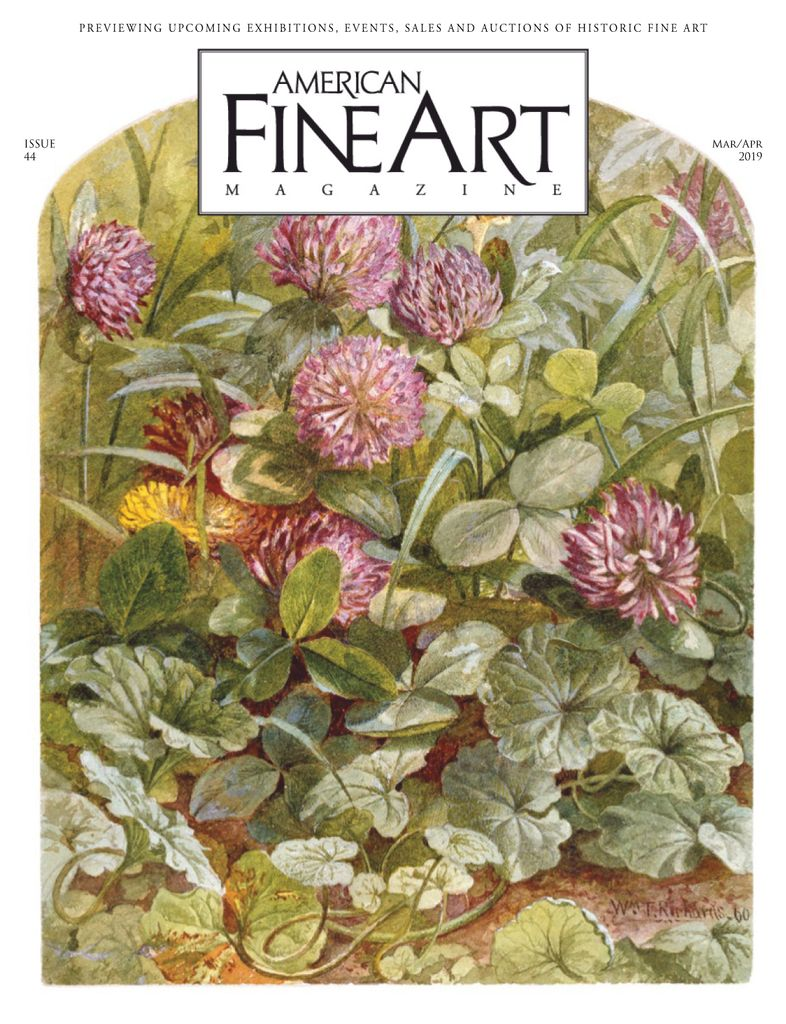 American Fine Art – March-April 2019