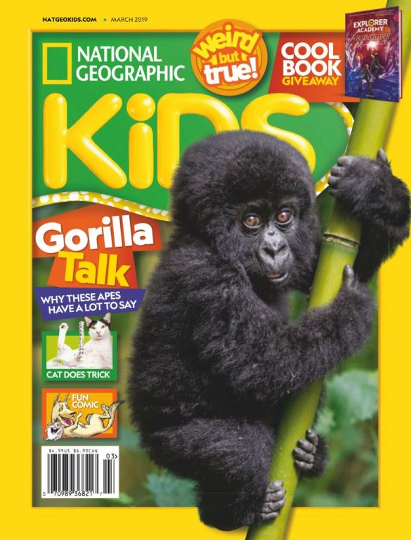 National Geographic Kids USA – March 2019