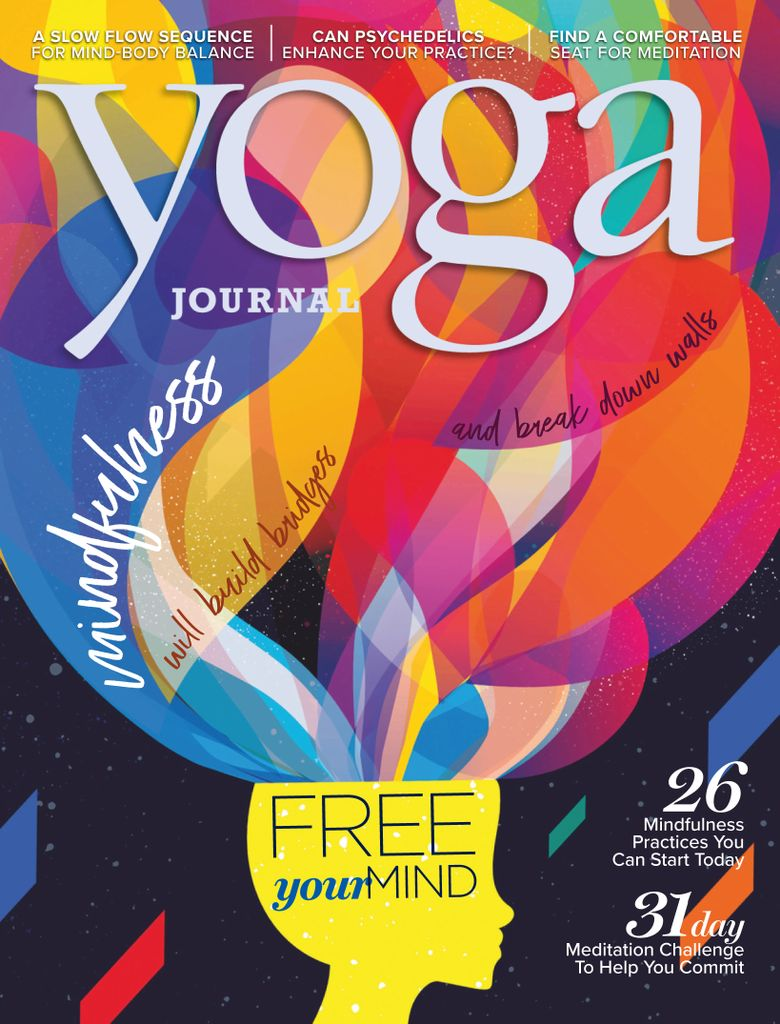Yoga Journal USA – March 2019