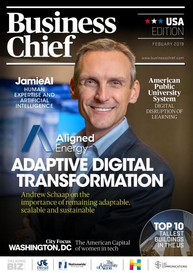 Business Chief USA – February 2019