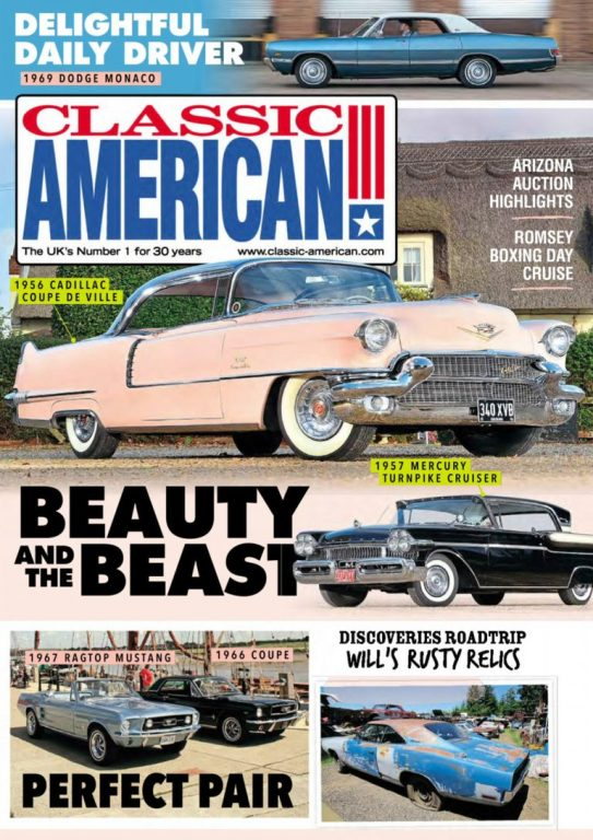 Classic American – March 2019