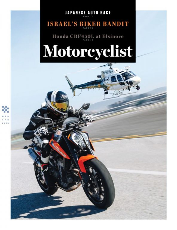 Motorcyclist USA – March-April 2019