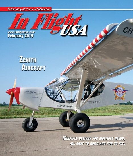 In Flight USA – February 2019