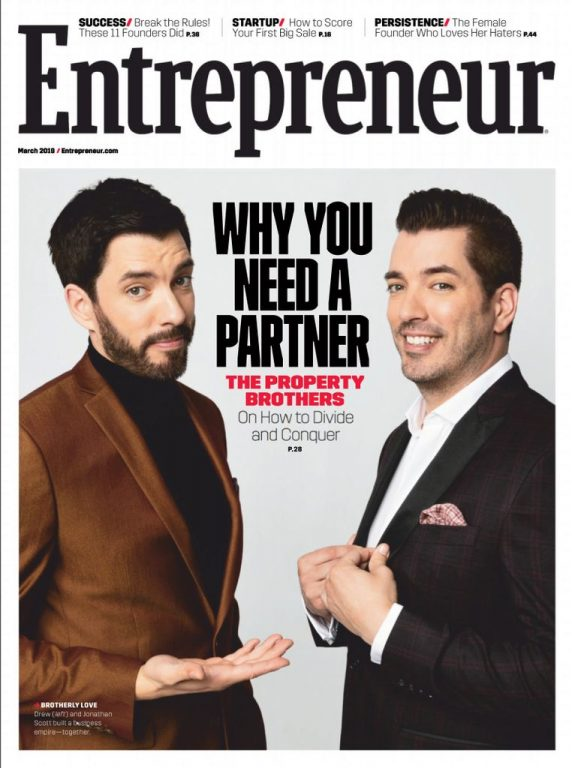 Entrepreneur USA – March 2019