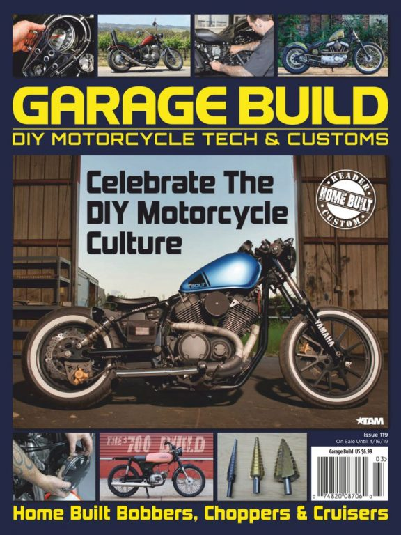American Iron Garage – January-February 2019