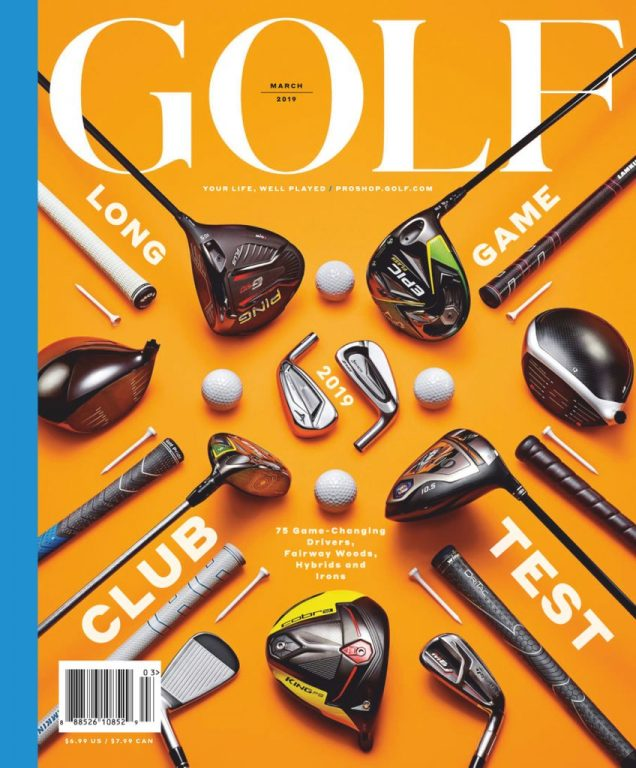 Golf Magazine USA – March 2019