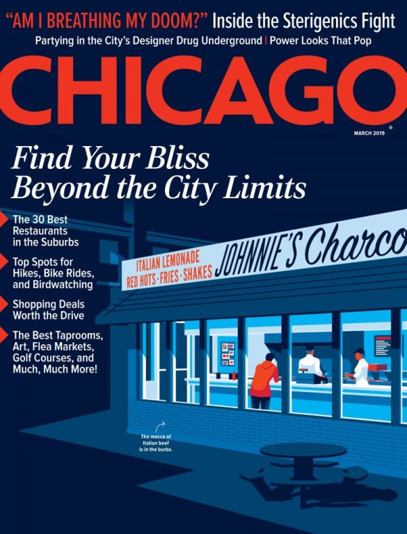 Chicago Magazine – March 2019