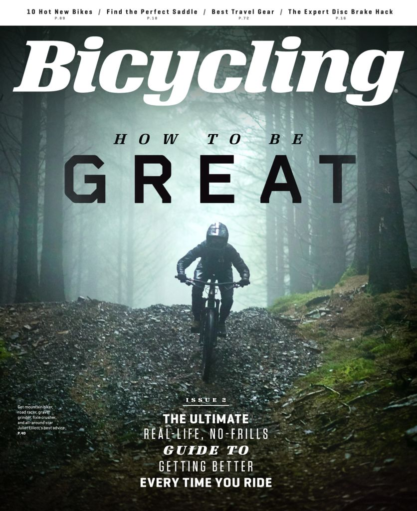 Bicycling USA – February 2019