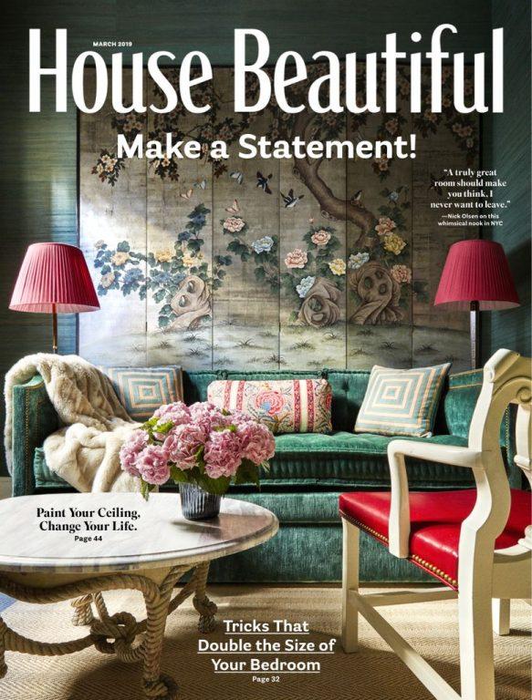 House Beautiful USA – March 2019