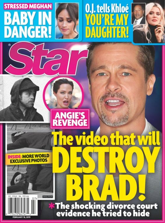 Star Magazine USA – February 18, 2019