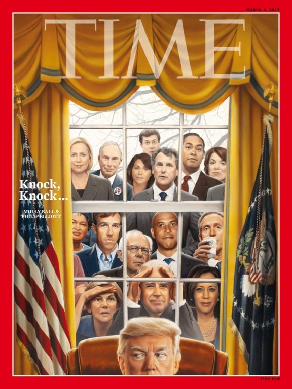 Time USA – March 04, 2019