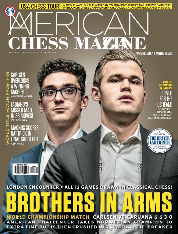 American Chess – January 2019