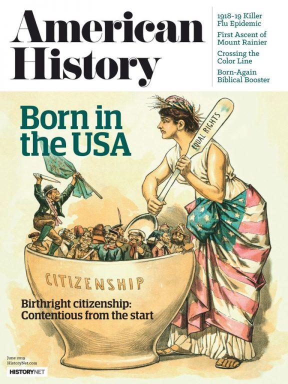 American History – June 2019