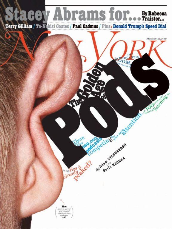 New York Magazine – March 18, 2019