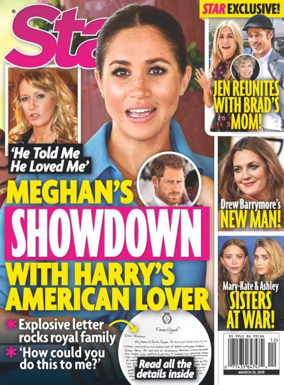 Star Magazine USA – March 25, 2019