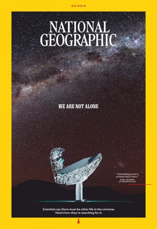 National Geographic USA – March 2019