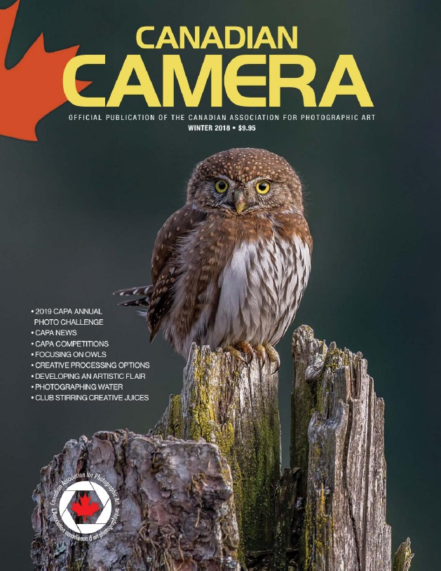 Canadian Camera – Winter 2018-2019
