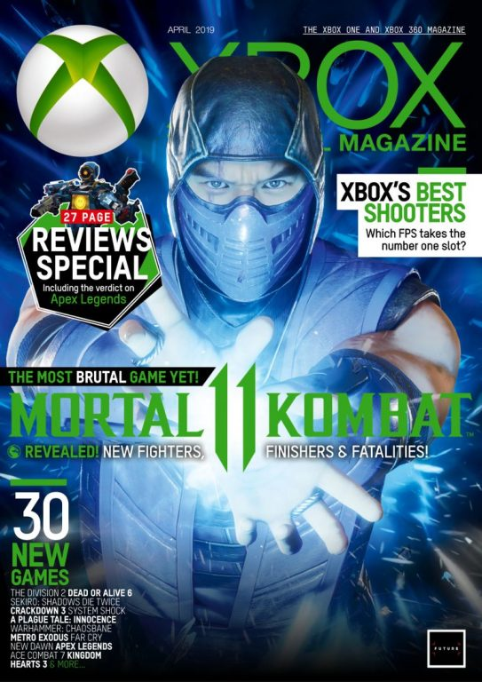 Official Xbox Magazine USA – April 2019