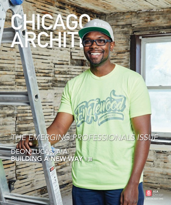 Chicago Architect – March-April 2019