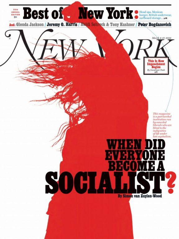 New York Magazine – March 04, 2019
