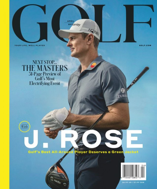 Golf Magazine USA – April 2019