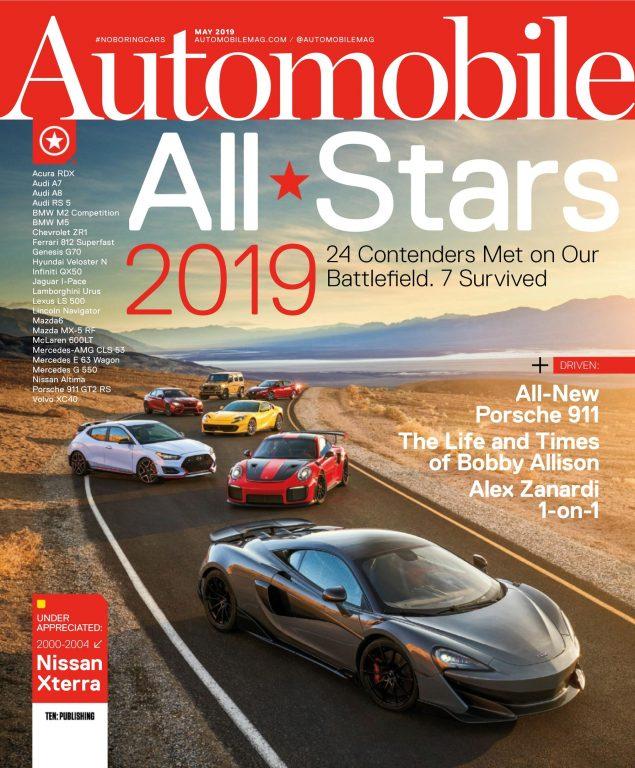 Automobile USA – May 2019