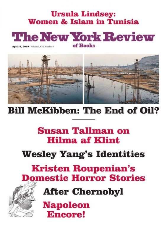 The New York Review Of Books – April 04, 2019