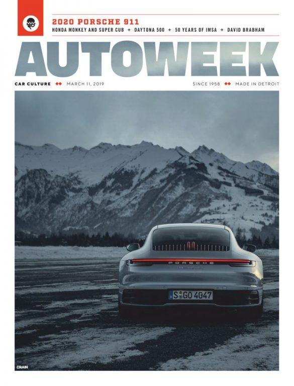 Autoweek USA – March 11, 2019