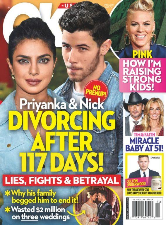 OK! Magazine USA – April 08, 2019