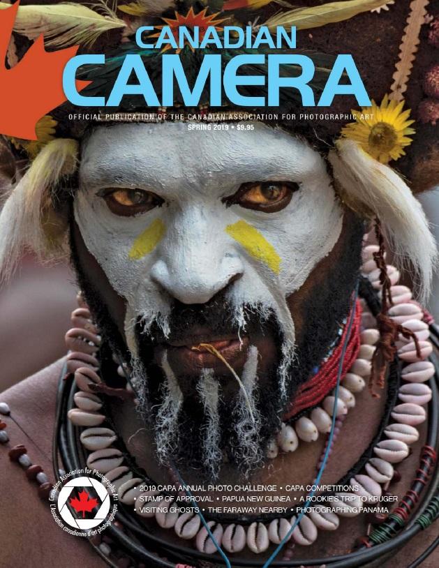 Canadian Camera – Spring 2019
