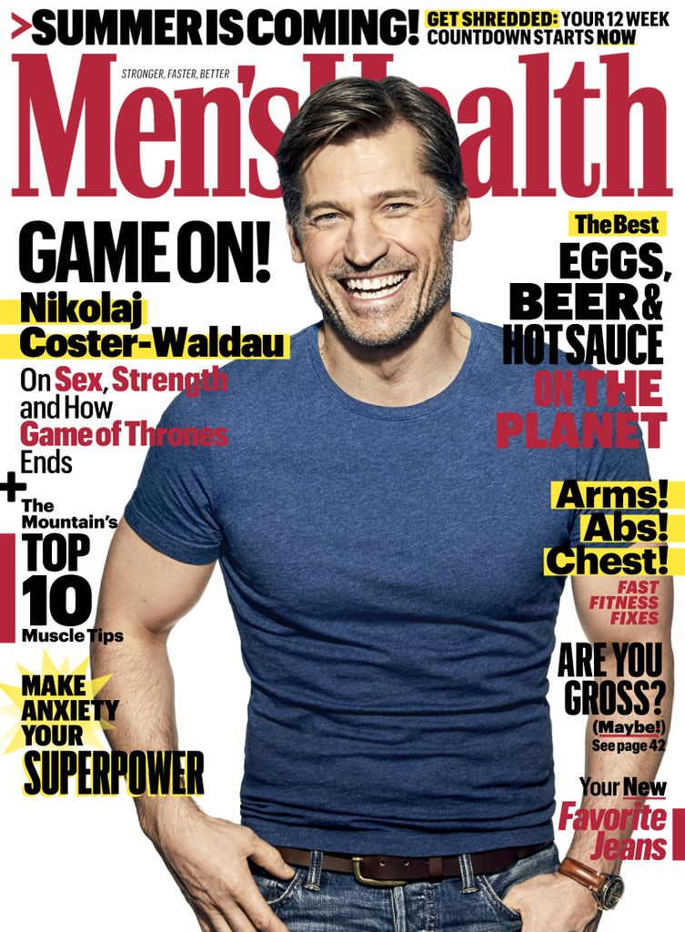 Men's Health USA – April 2019