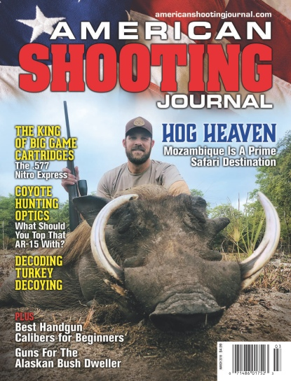 American Shooting Journal – March 2019