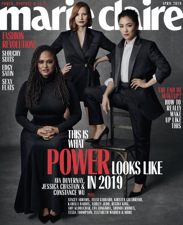 Marie Claire USA – April 2019