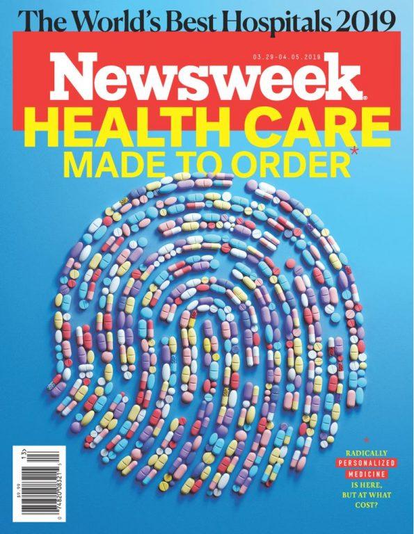 Newsweek USA – March 29, 2019