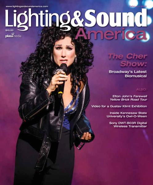 Lighting & Sound America – February 2019