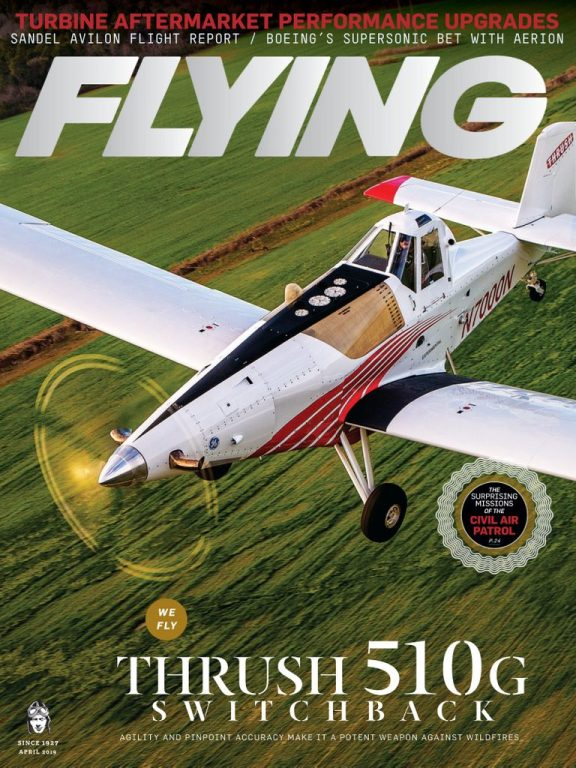 Flying USA – March 2019