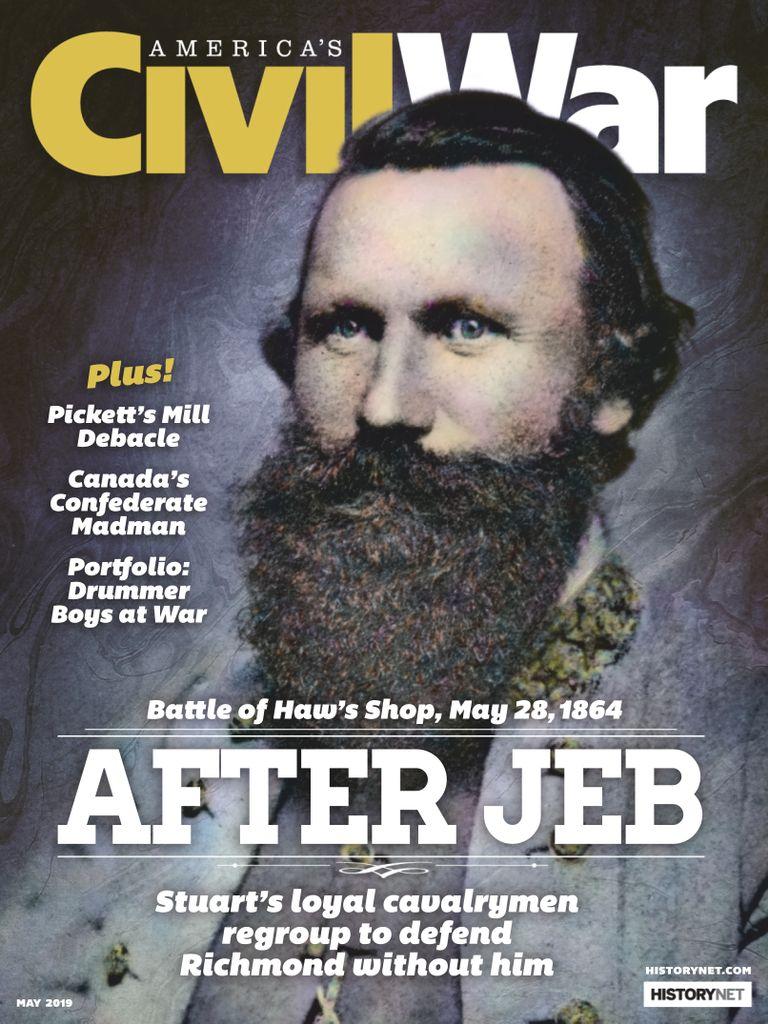 America's Civil War – May 2019