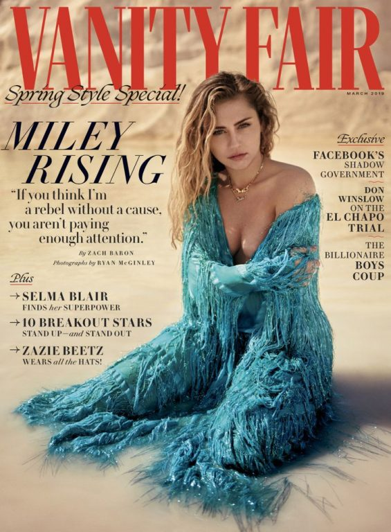 Vanity Fair USA – March 2019