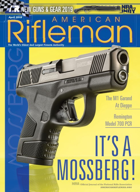 American Rifleman – April 2019