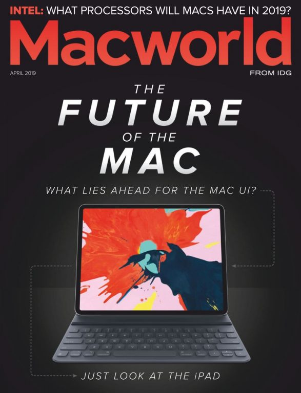Macworld USA – April 2019