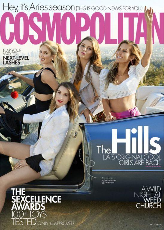 Cosmopolitan USA – April 2019