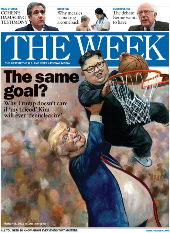The Week USA – March 16, 2019