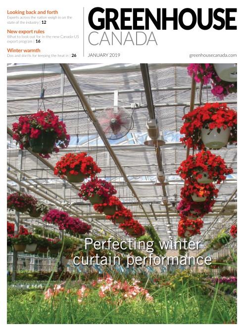 Greenhouse Canada – January 2019
