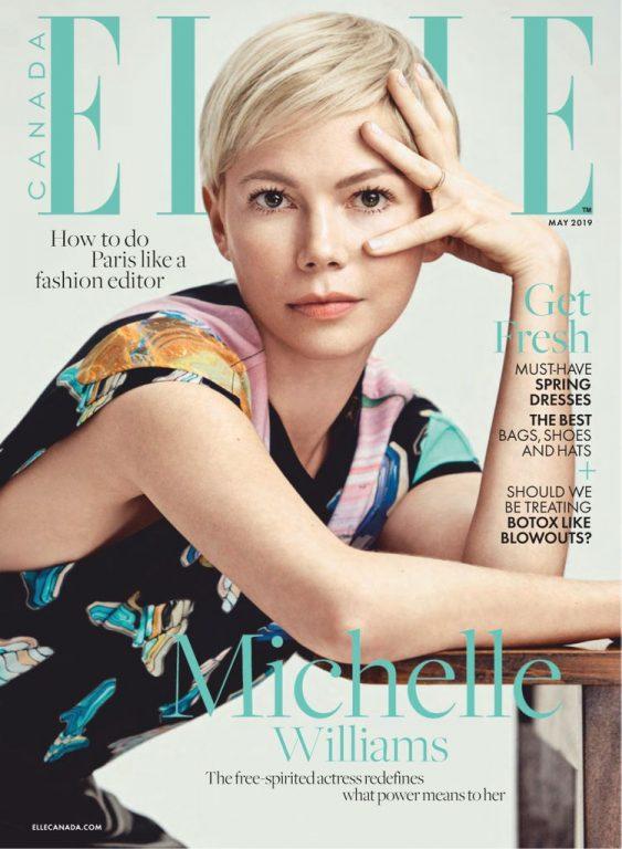 Elle Canada – May 2019