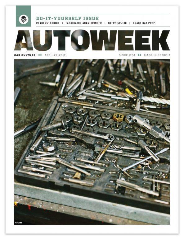 Autoweek USA – April 22, 2019